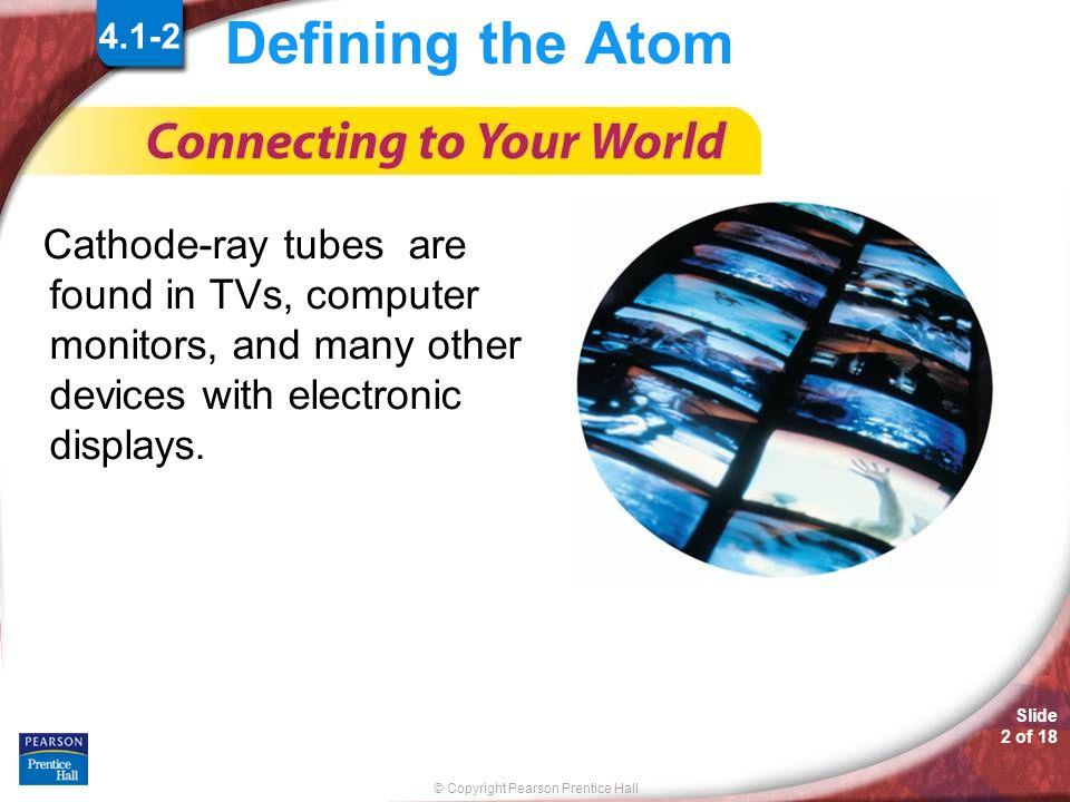 Defining the Atom 4.1-2.