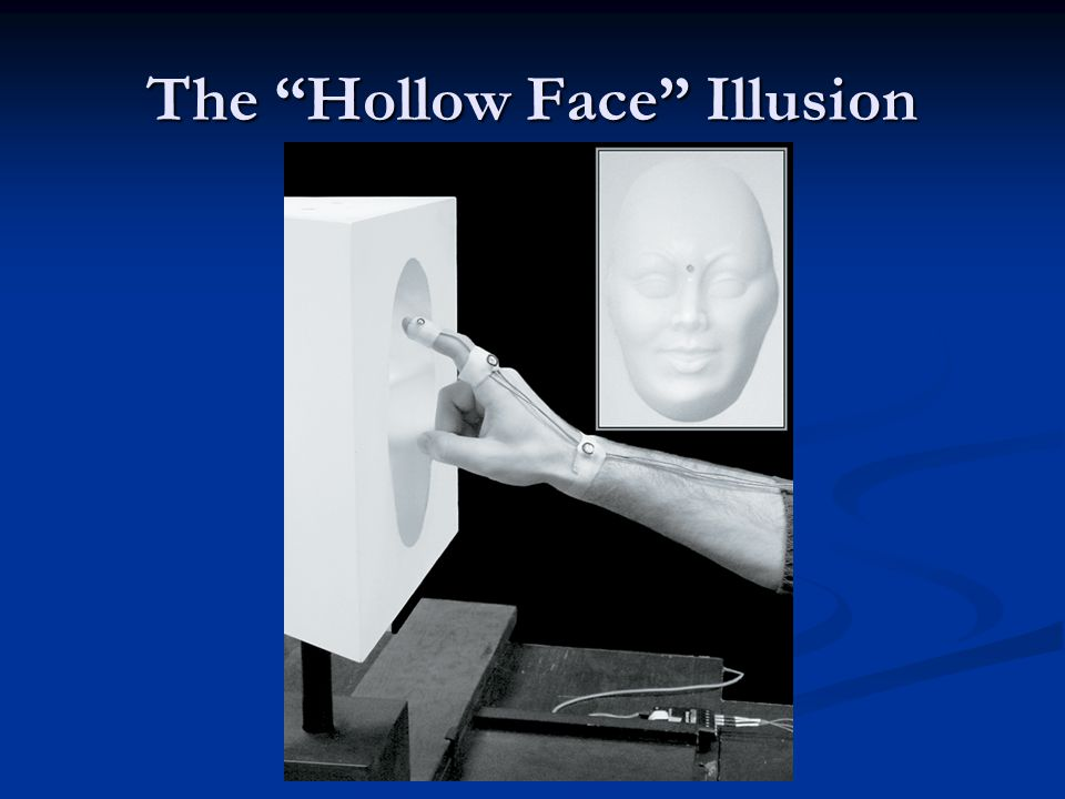 The Hollow Face Illusion