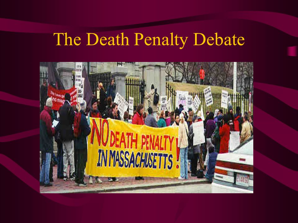 The Death Penalty Debate