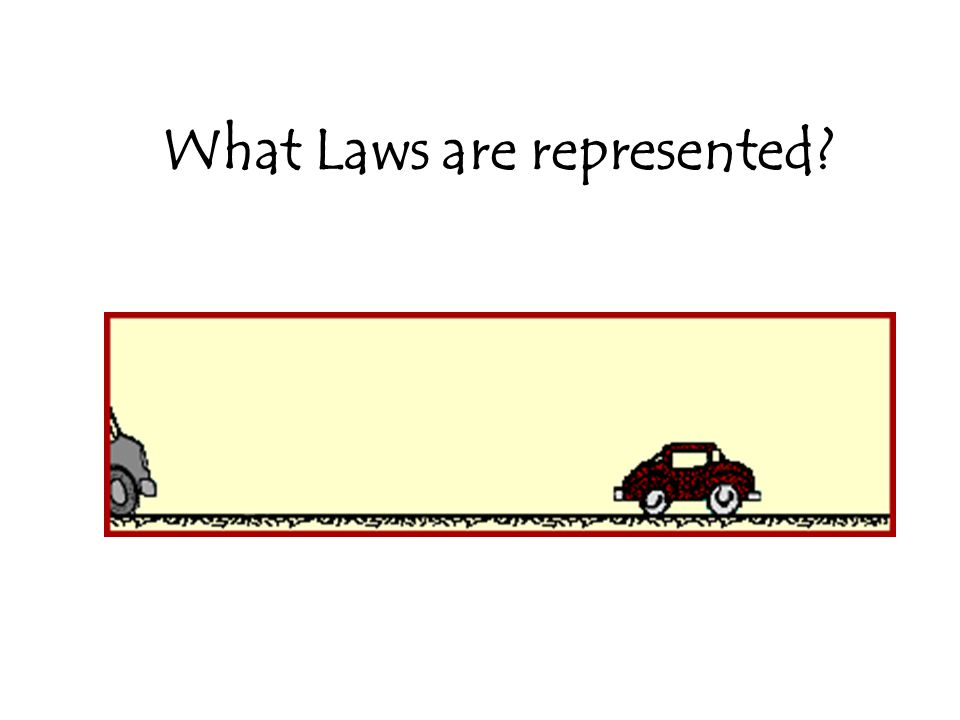 What Laws are represented