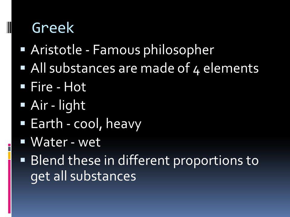 Greek Aristotle - Famous philosopher