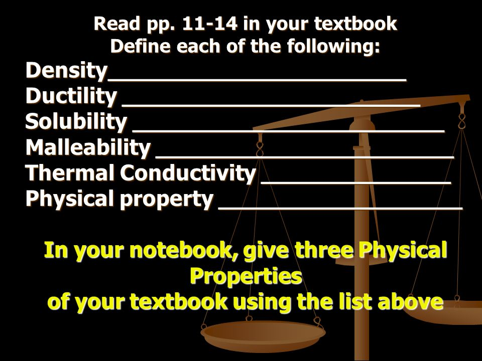Read pp. 11-14 in your textbook Define each of the following: