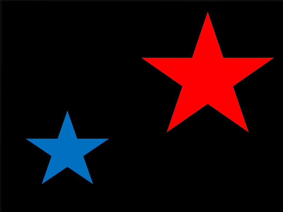 Turn all the lights off in the room and have student stare at the center of the red star for 4 minutes.