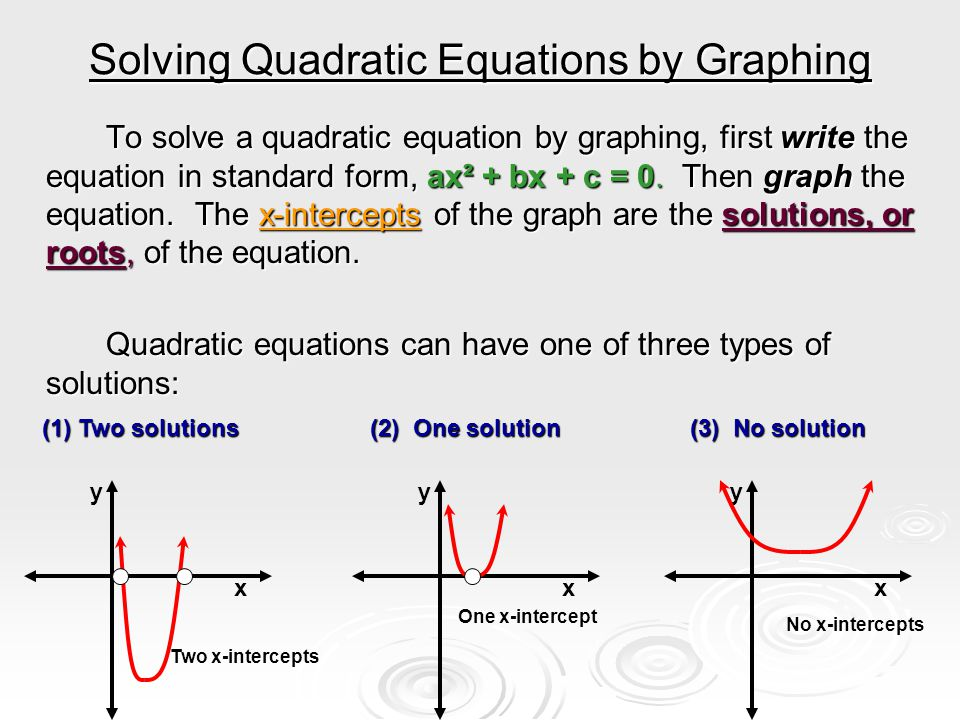 Write A Quadratic Equation Given Two Solutions Calculator