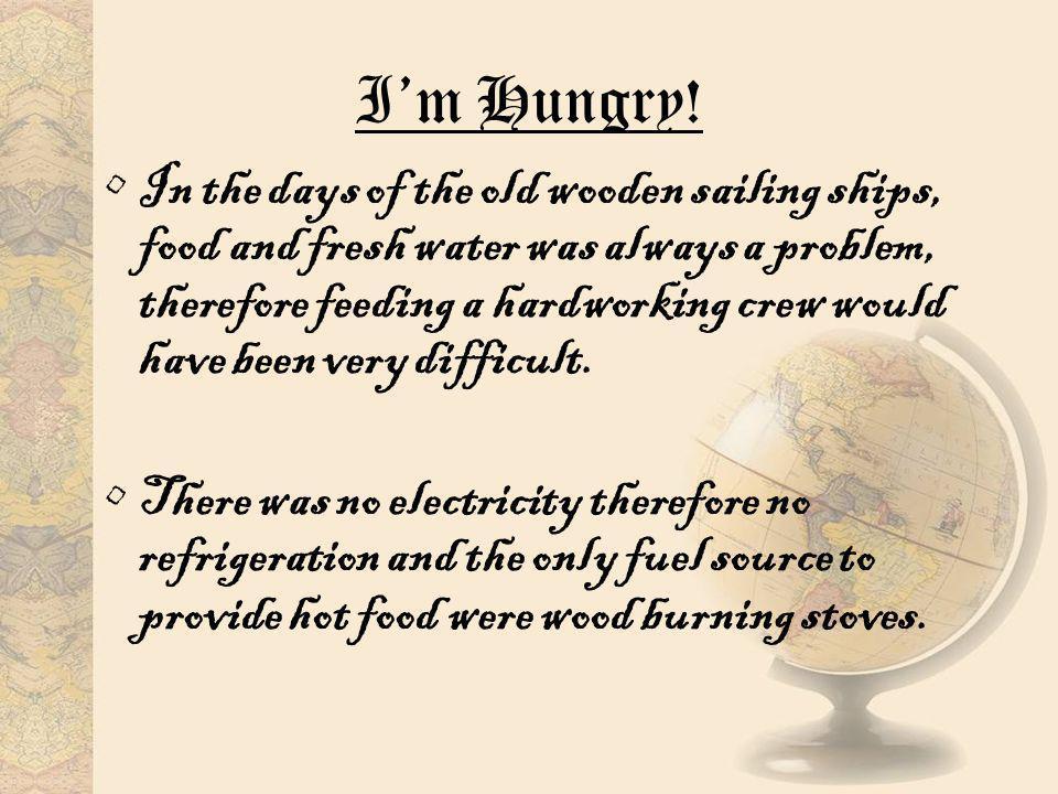 I'm Hungry!
