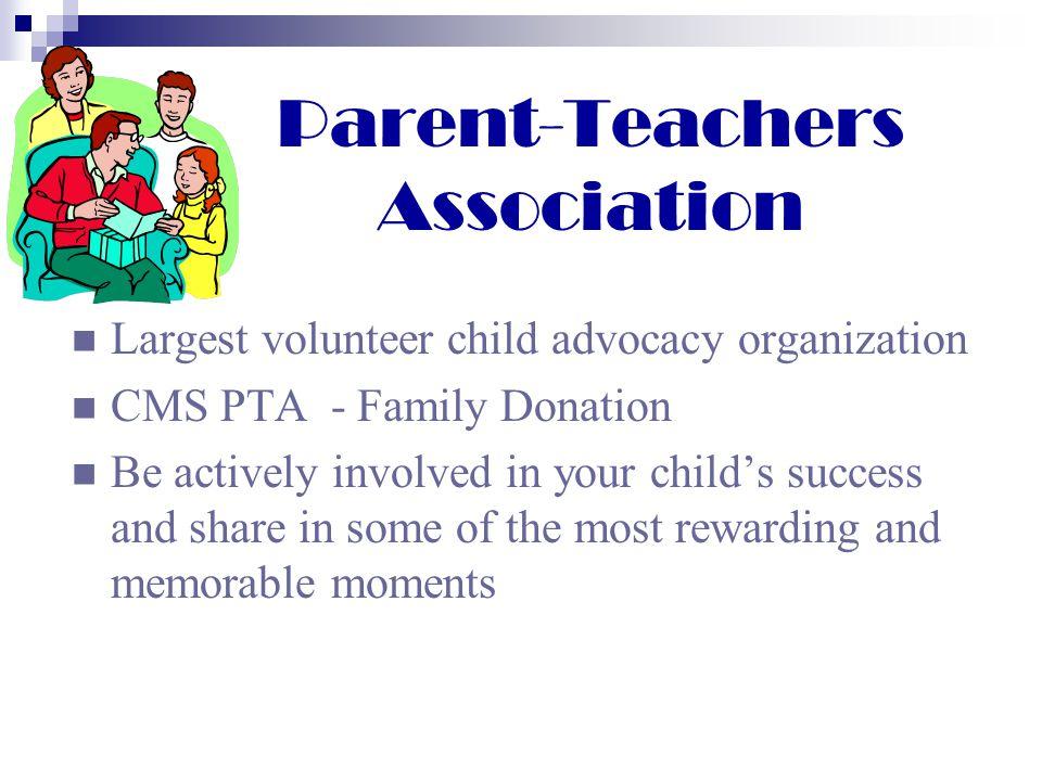 Parent-Teachers Association