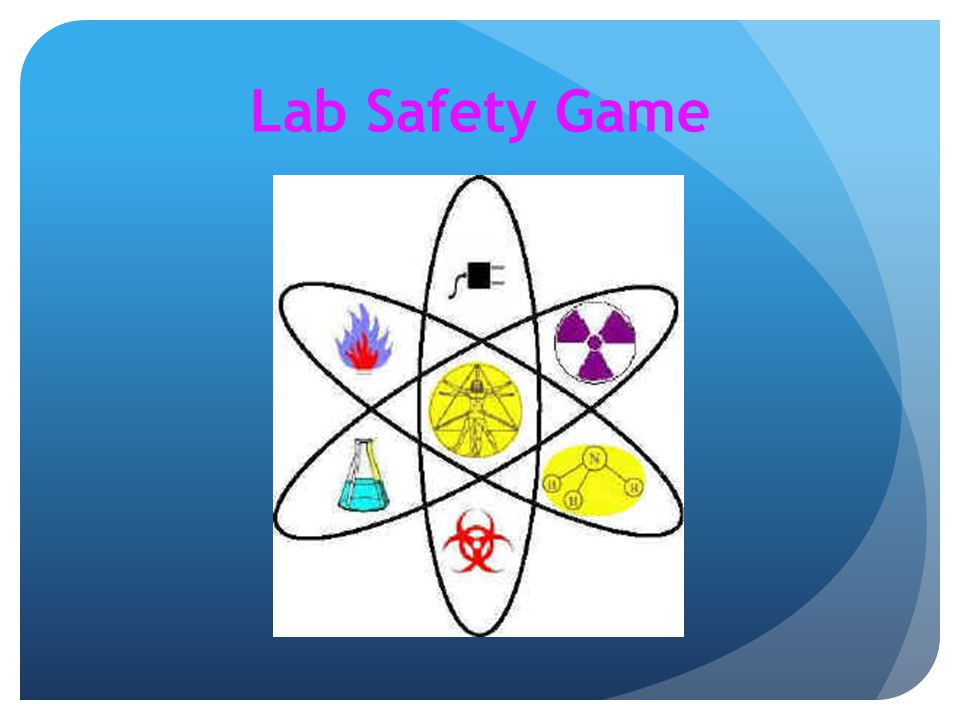Lab Safety Game