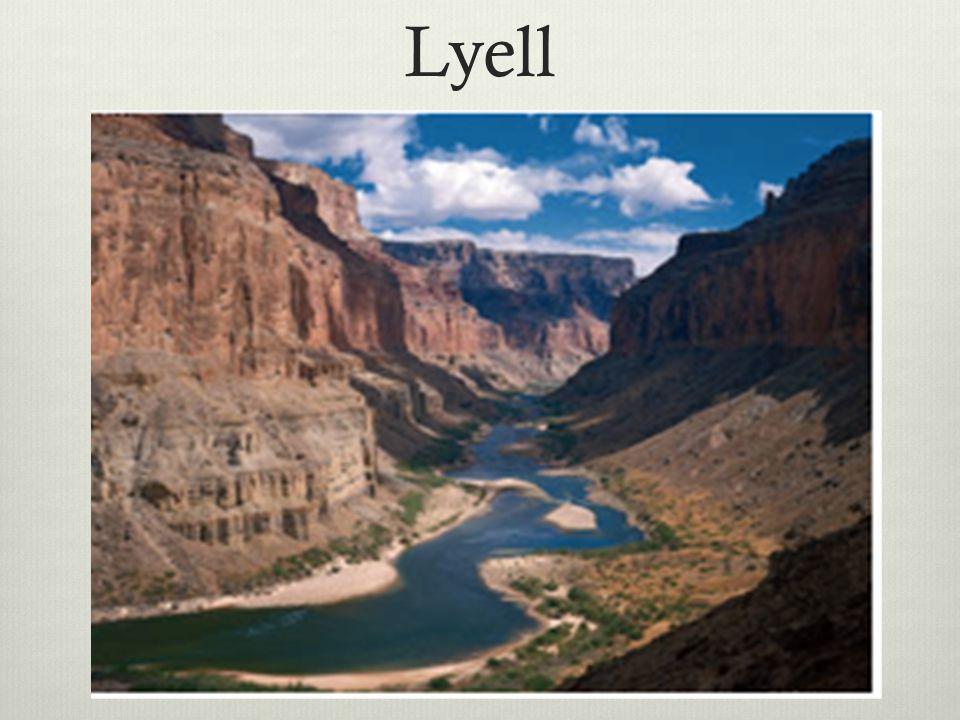 Lyell HISTORY OF THE EARTH CALENDER is 4.5 Billion years old