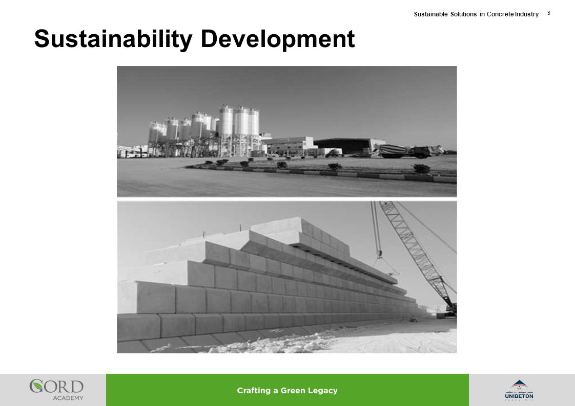 Sustainability Development
