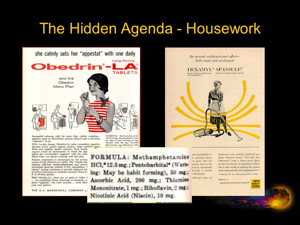 The Hidden Agenda - Housework
