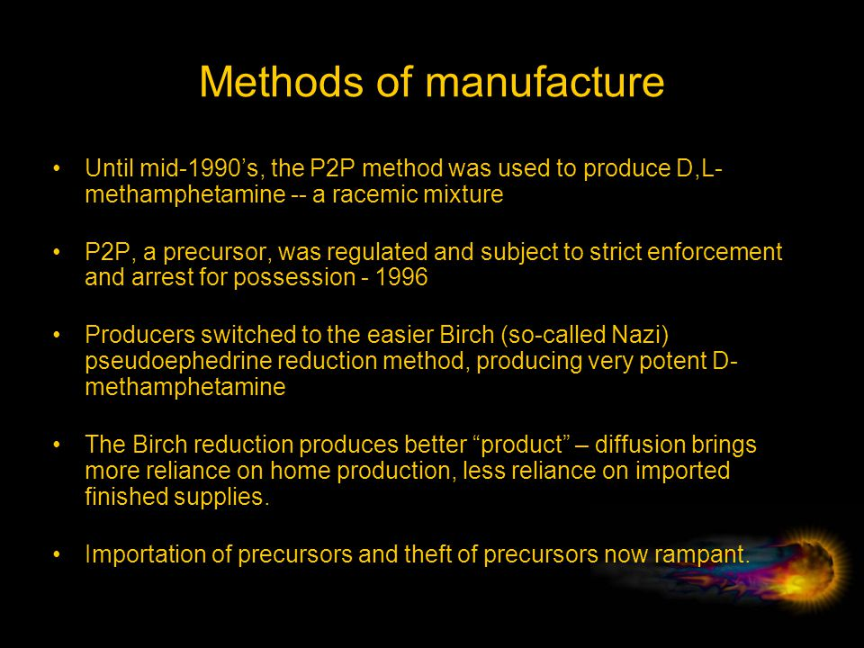 Methods of manufacture