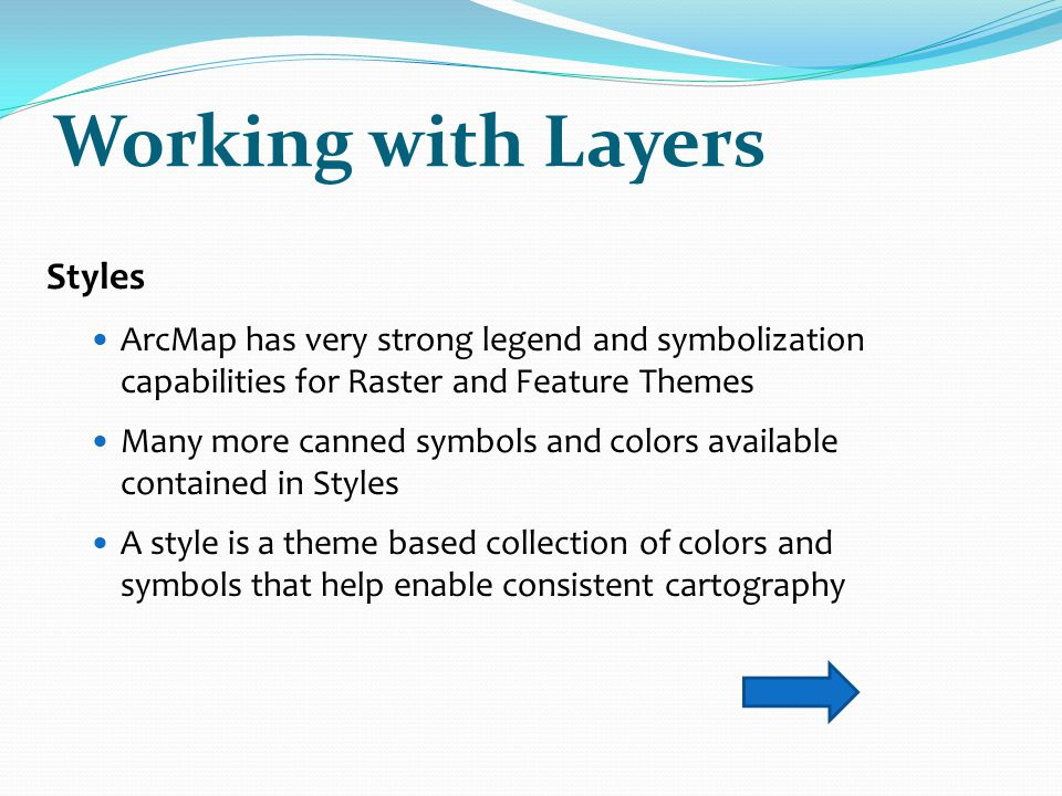 Working with Layers Styles