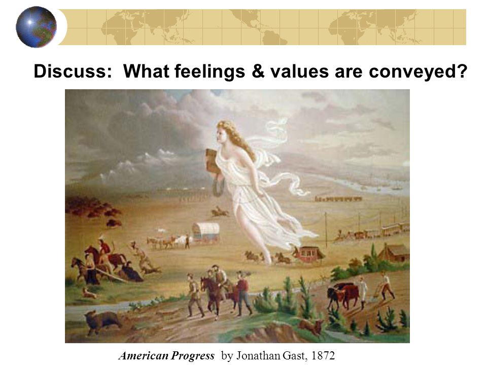 Discuss: What feelings & values are conveyed