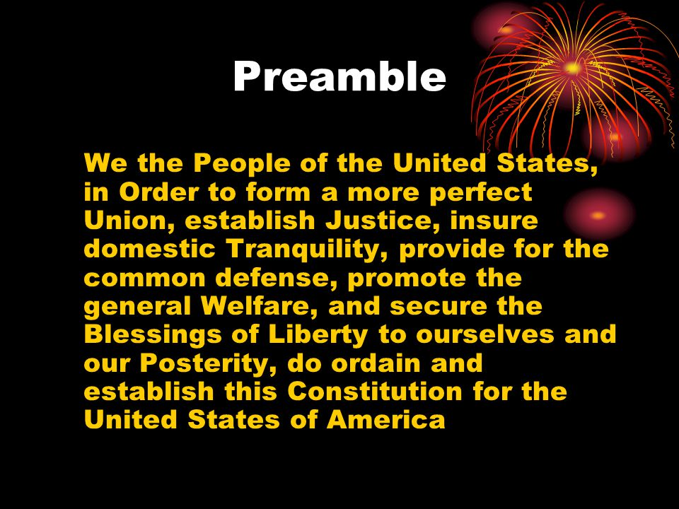 Constitution of the United States of America - ppt download | 960 x 720 jpeg 125kB