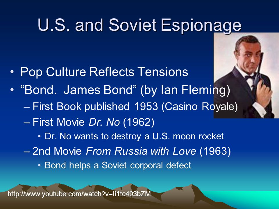 U.S. and Soviet Espionage