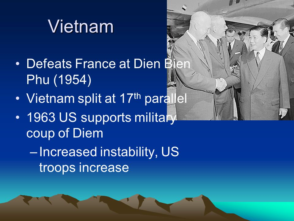Vietnam Defeats France at Dien Bien Phu (1954)