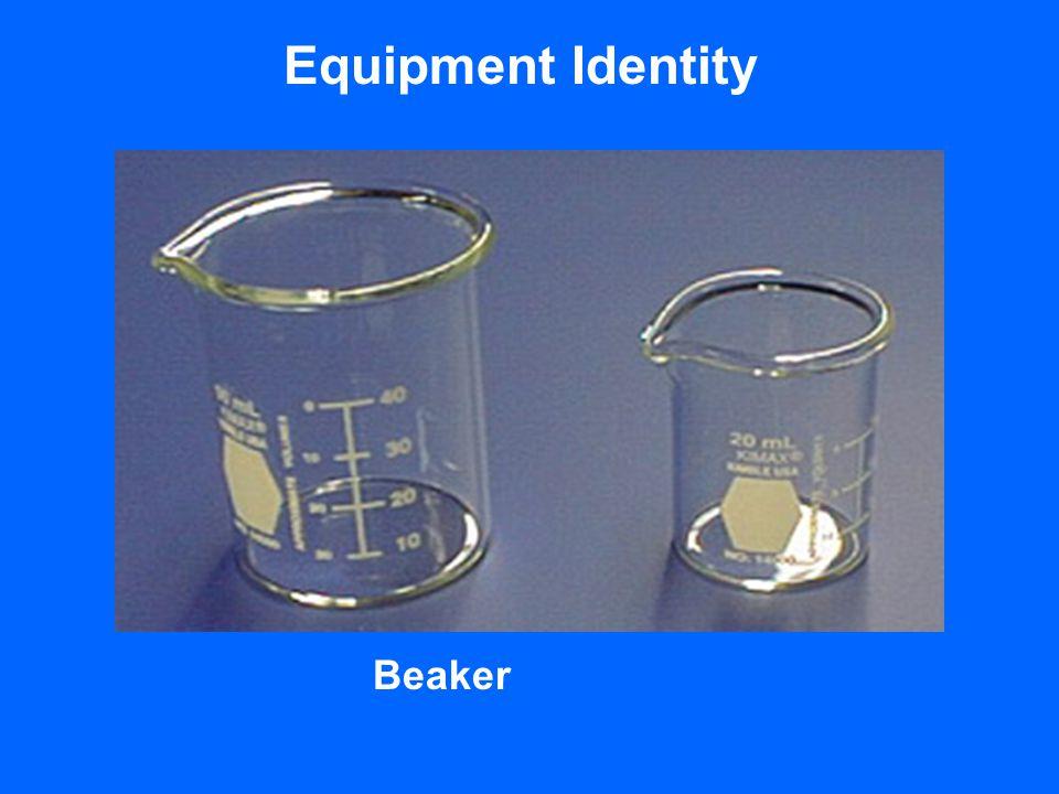 Equipment Identity Beaker