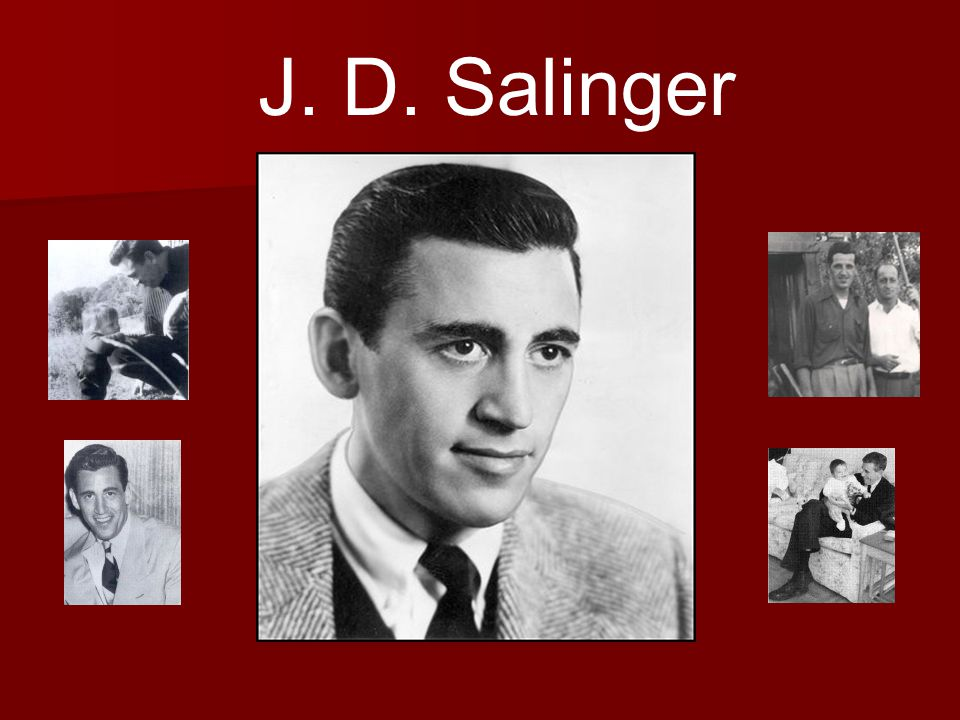jerome david salinger Jd salinger obituary jerome david salinger was born in new york city after elementary grades at state schools, his parents sent him to mcburney.