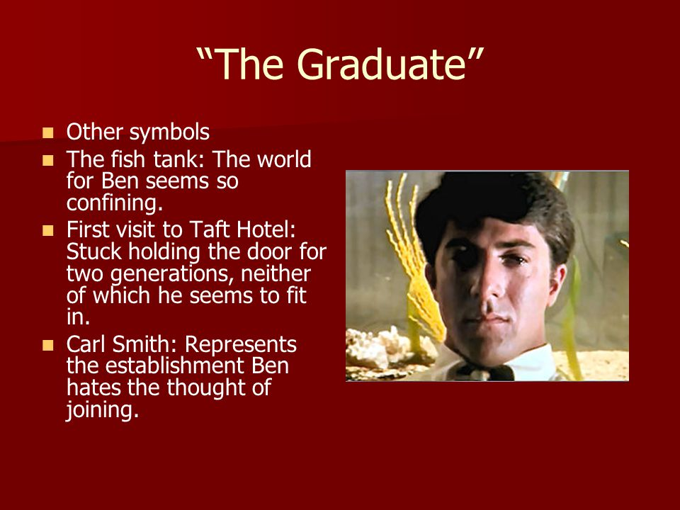 The Graduate Other symbols
