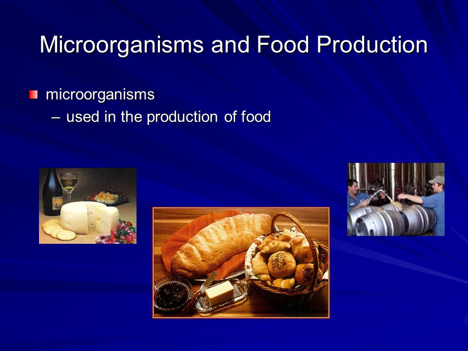 Pharmaceuticals microorganisms