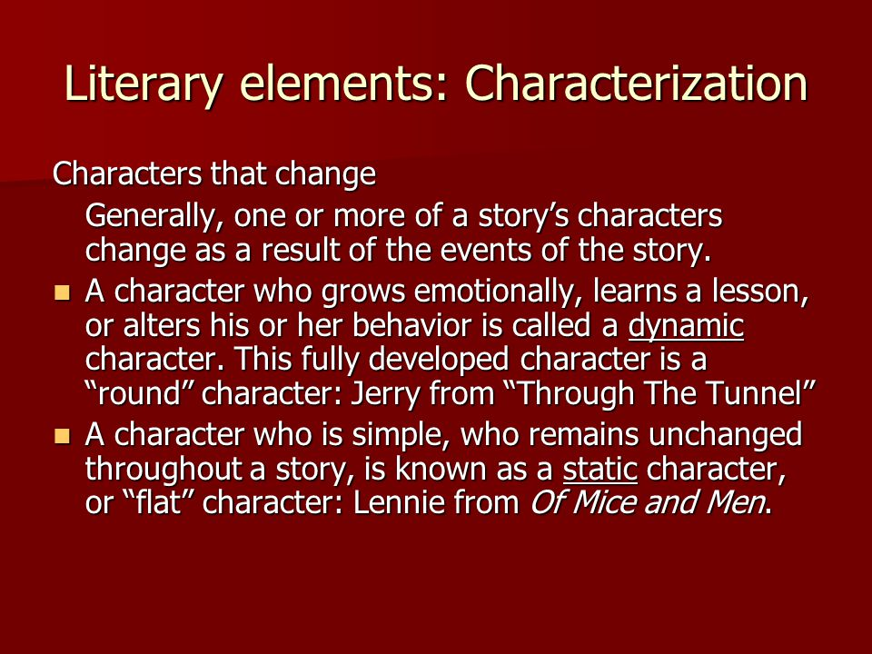 literary elements in of mice and Of mice and men analysis literary devices in of mice and men symbolism,  imagery, allegory while of mice and men occurs in a very specific time and  place,.