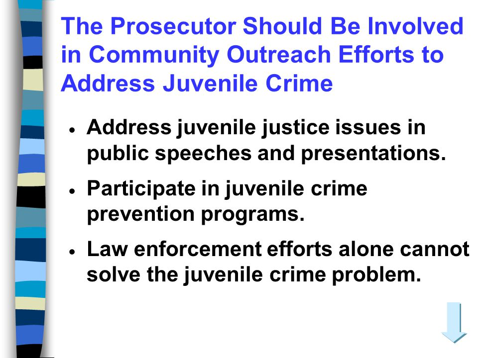 Crime diversion programs and prevention of juvenile crime essay