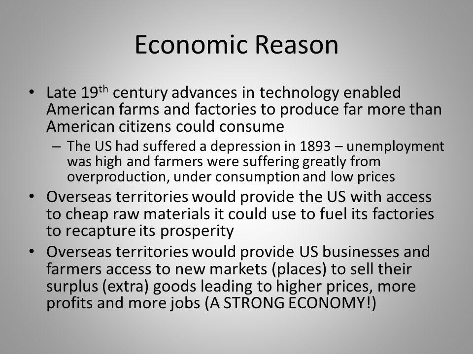 Economic Reason