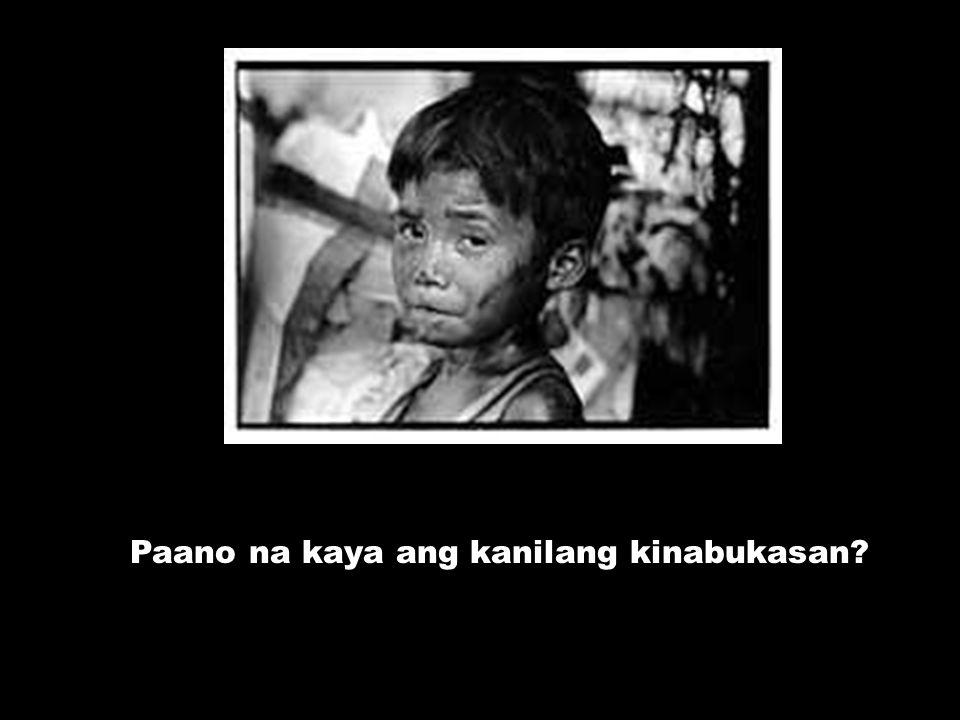 Paano na kaya ang kanilang kinabukasan