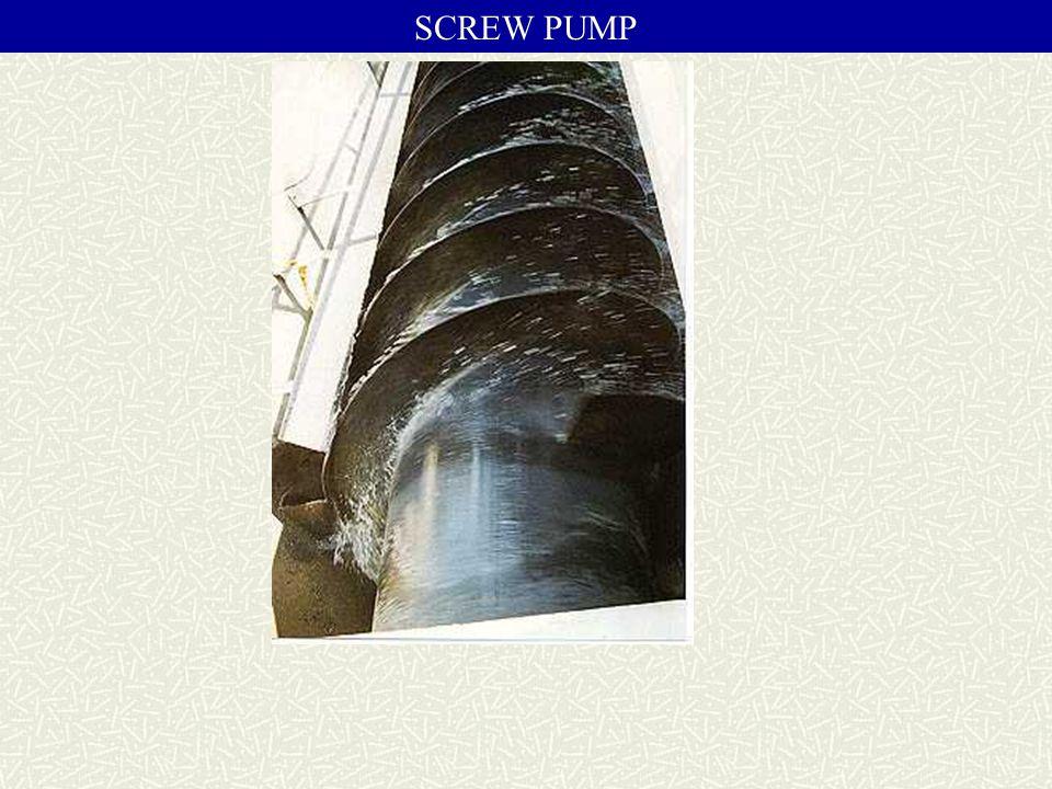 SCREW PUMP