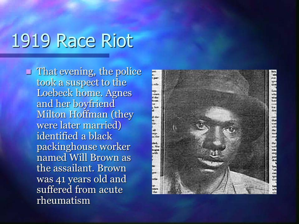 1919 Race Riot
