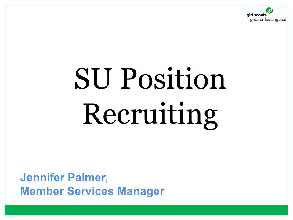 SU Position Recruiting