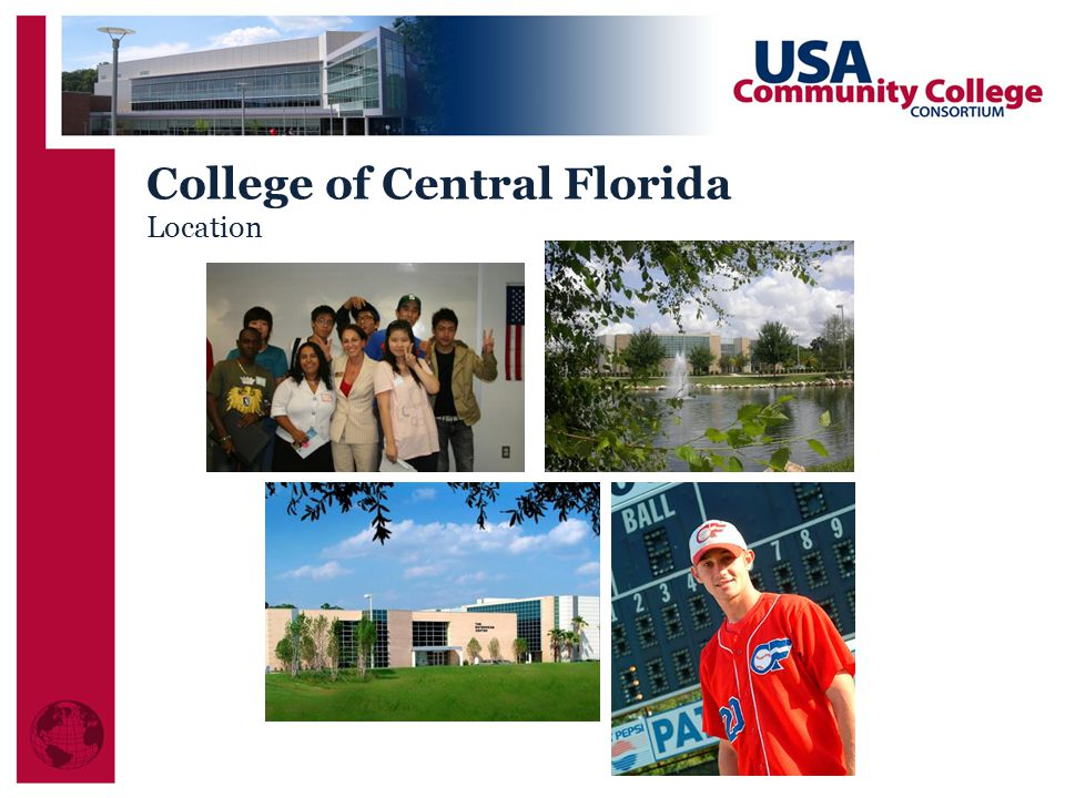 College of Central Florida