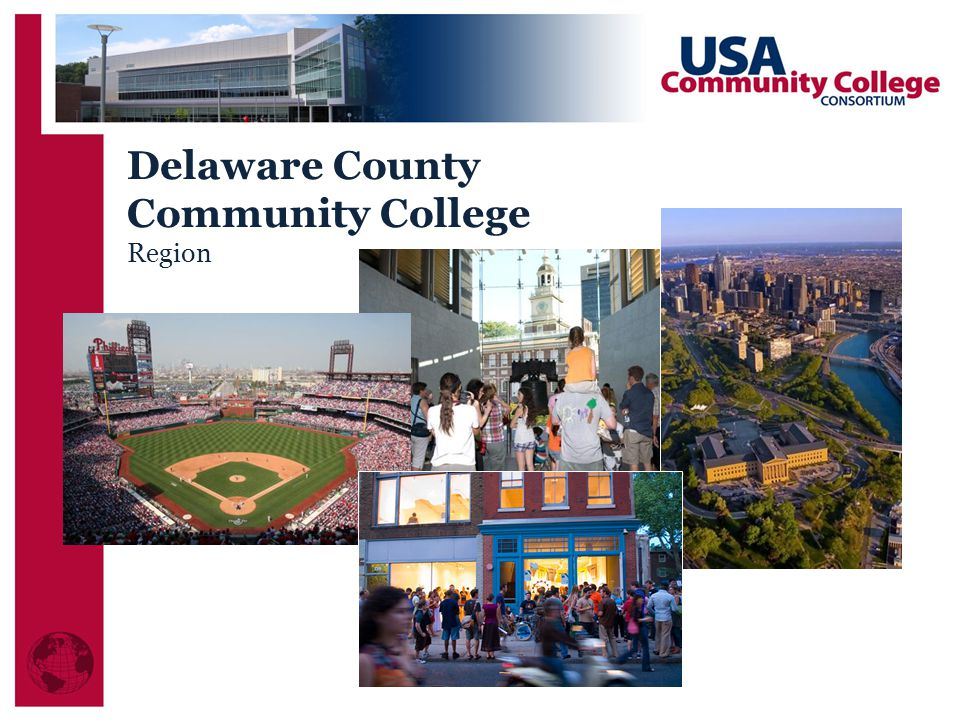 Delaware County Community College Region