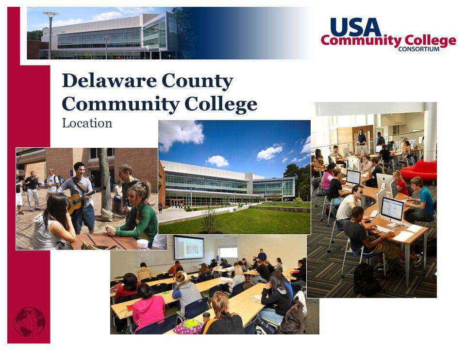 Delaware County Community College Location