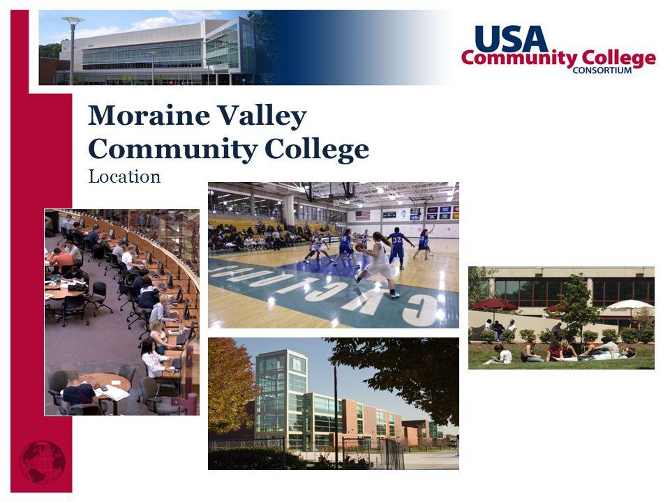 Moraine Valley Community College Location