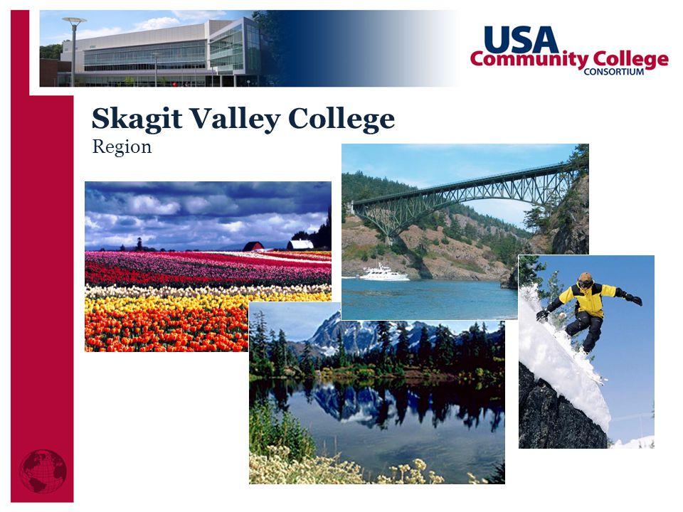 Skagit Valley College Region