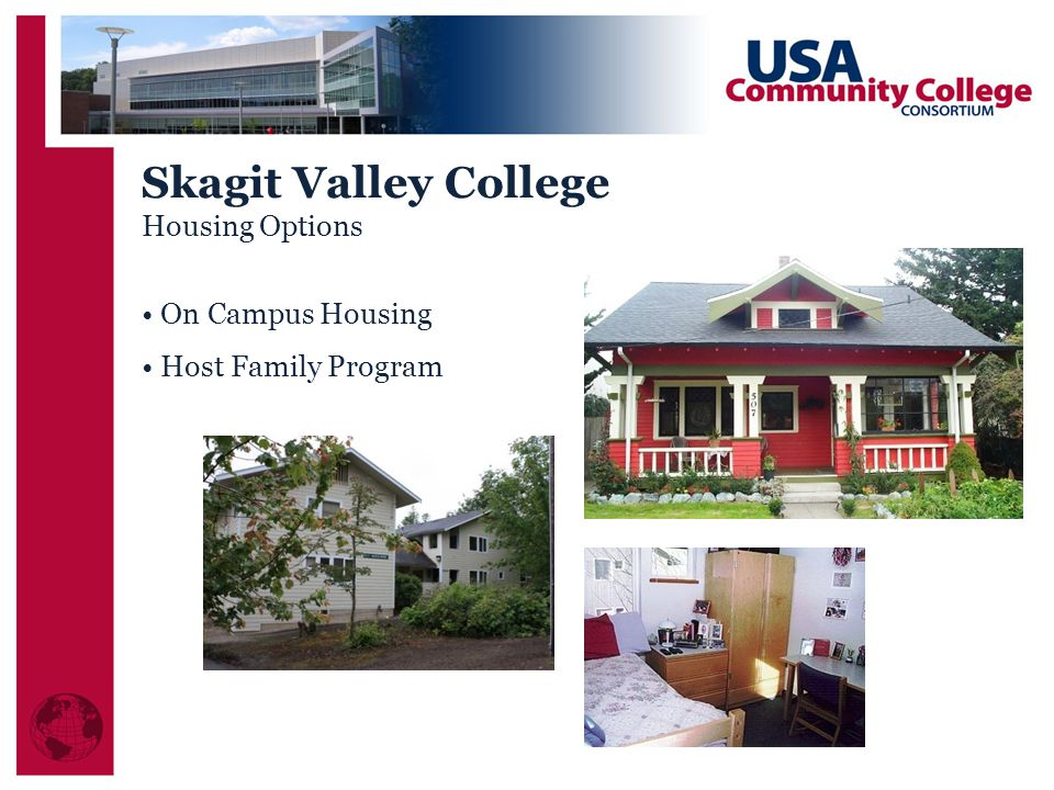 Skagit Valley College Housing Options On Campus Housing