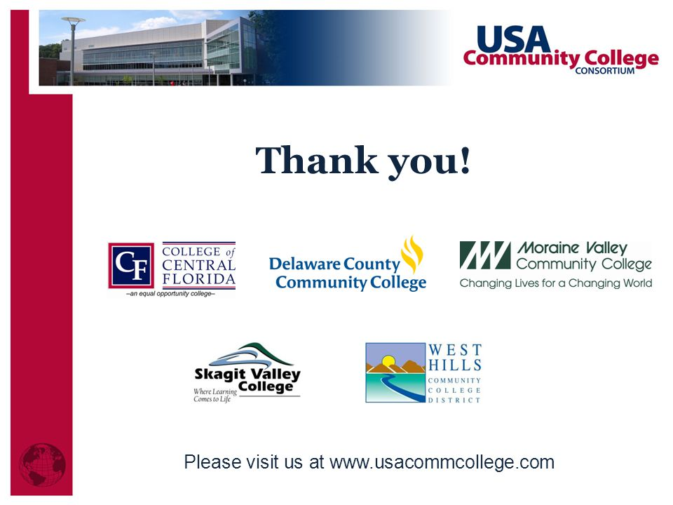 Please visit us at www.usacommcollege.com
