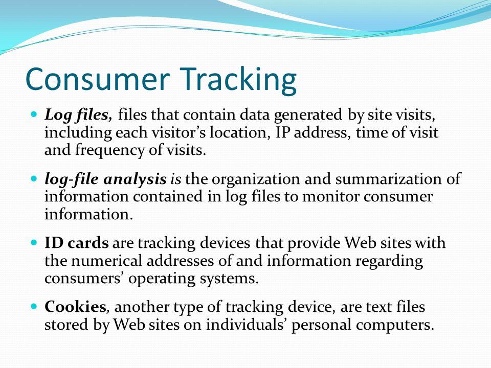 Consumer Tracking