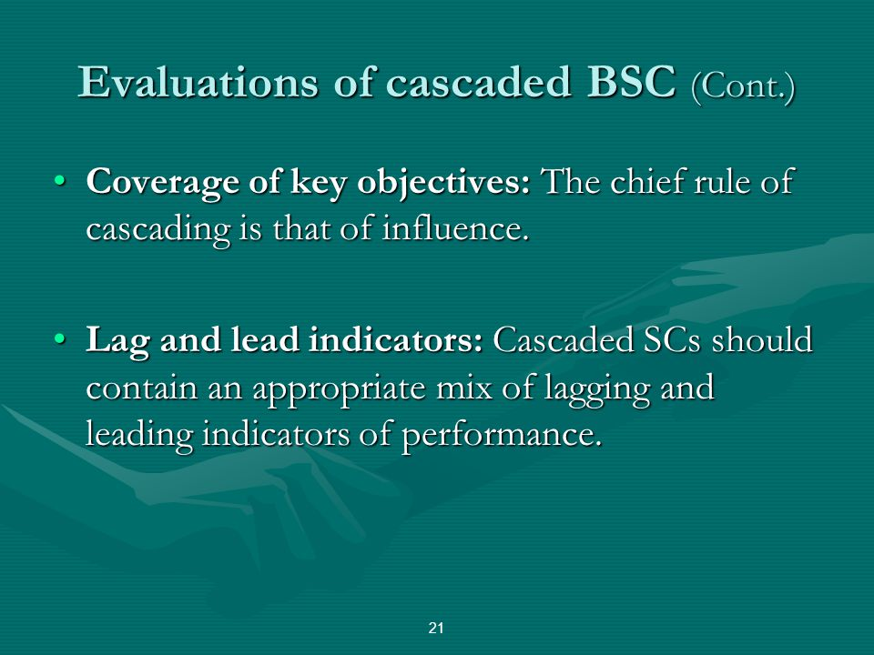 Evaluations of cascaded BSC (Cont.)