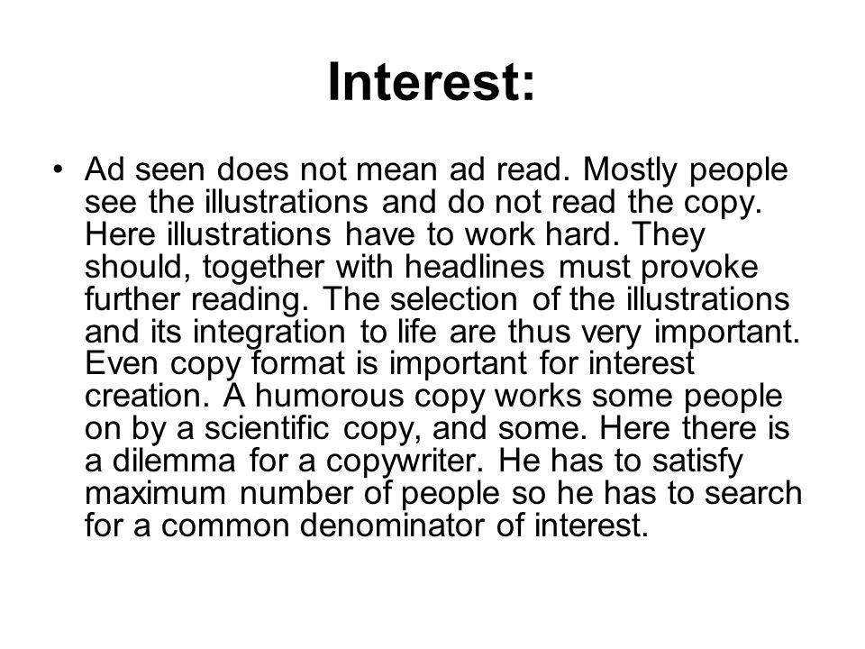 Interest: