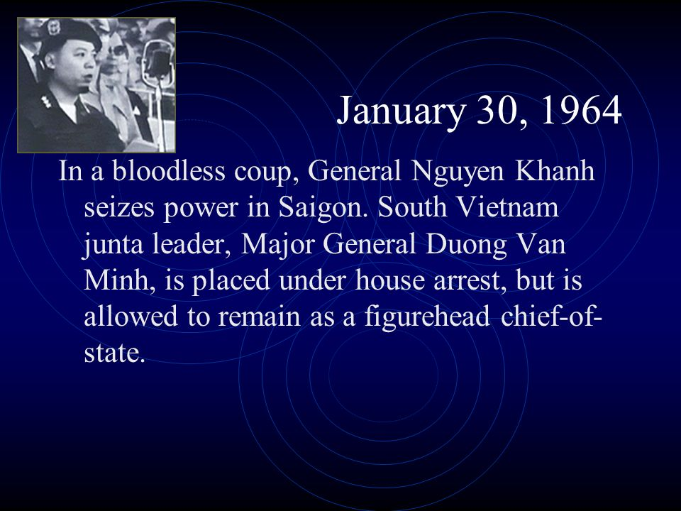 January 30, 1964