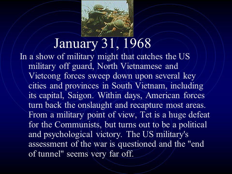 January 31, 1968