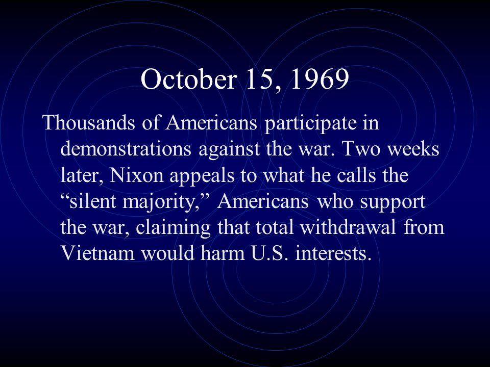 October 15, 1969