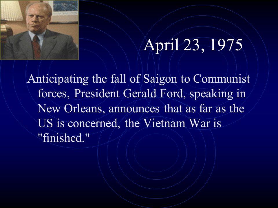 April 23, 1975