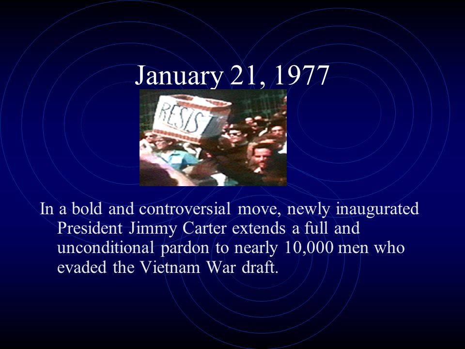 January 21, 1977