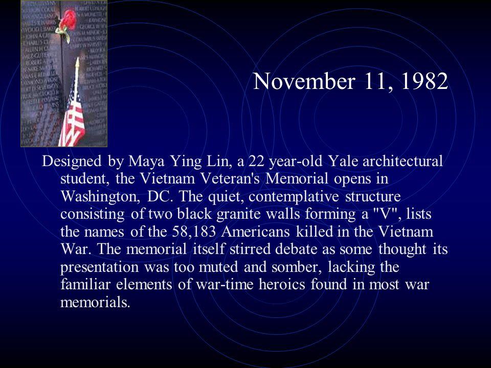 November 11, 1982