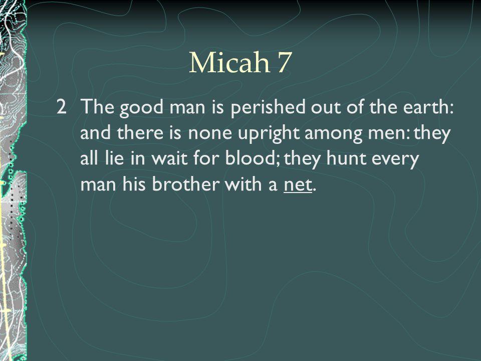 Micah 7