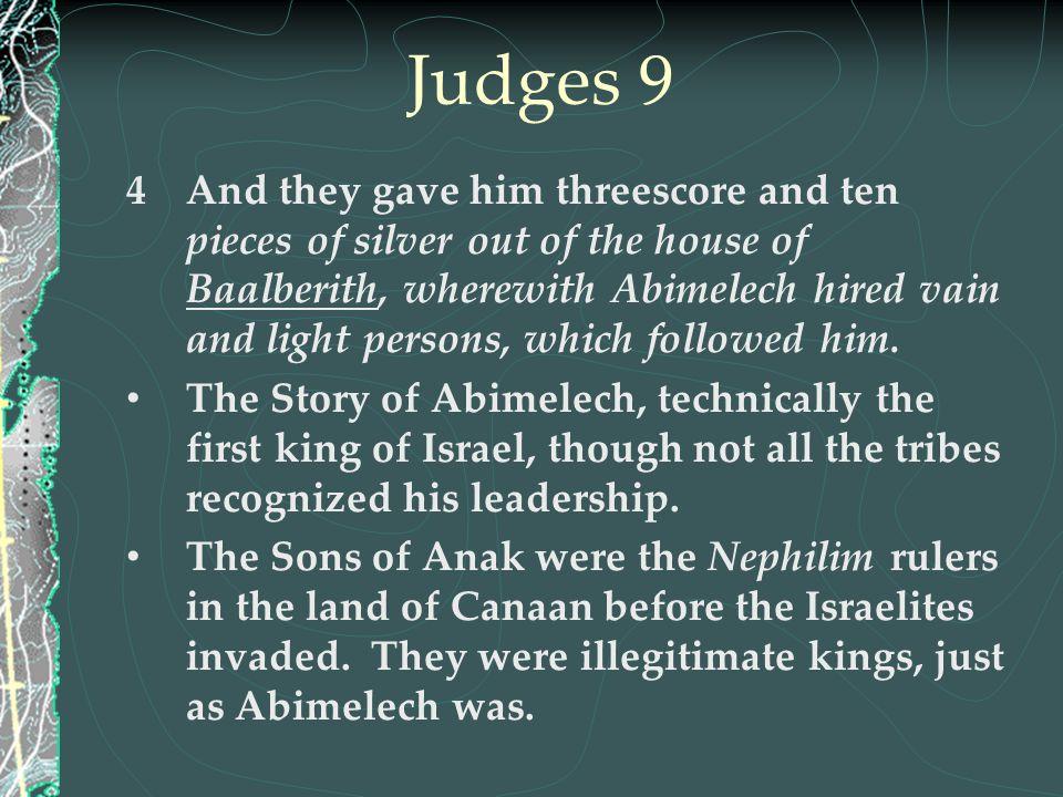 Judges 9