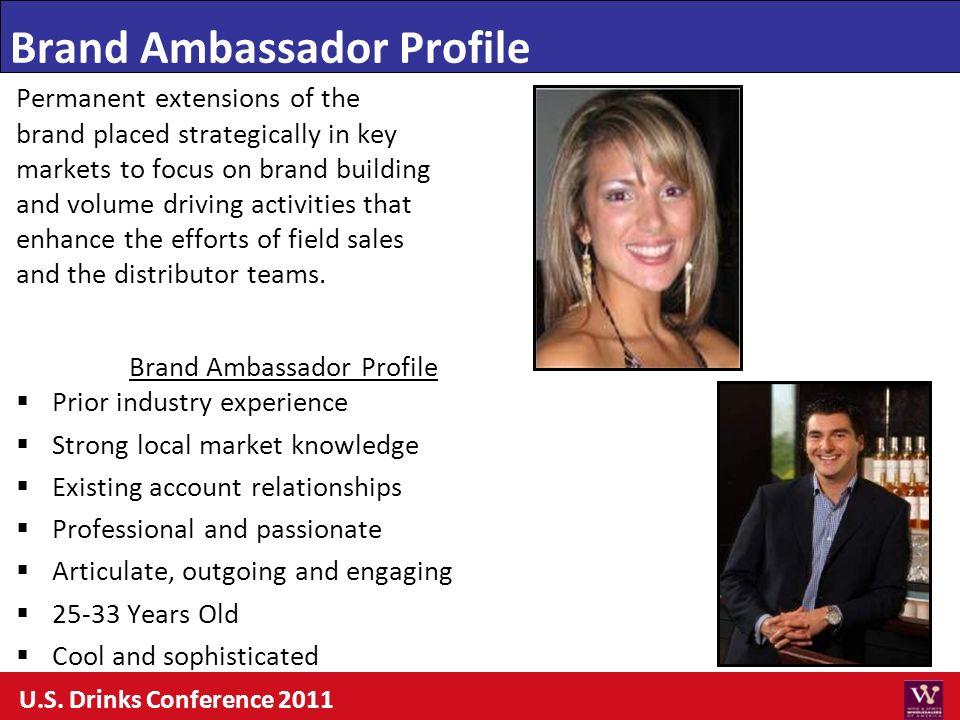 Brand Ambassador Profile